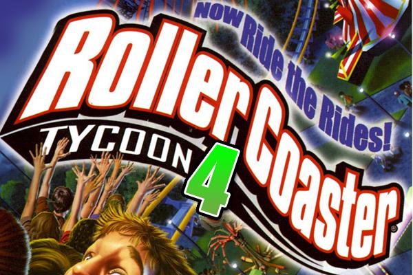 New Roller Coaster Tycoon 4 Developments - Coaster101