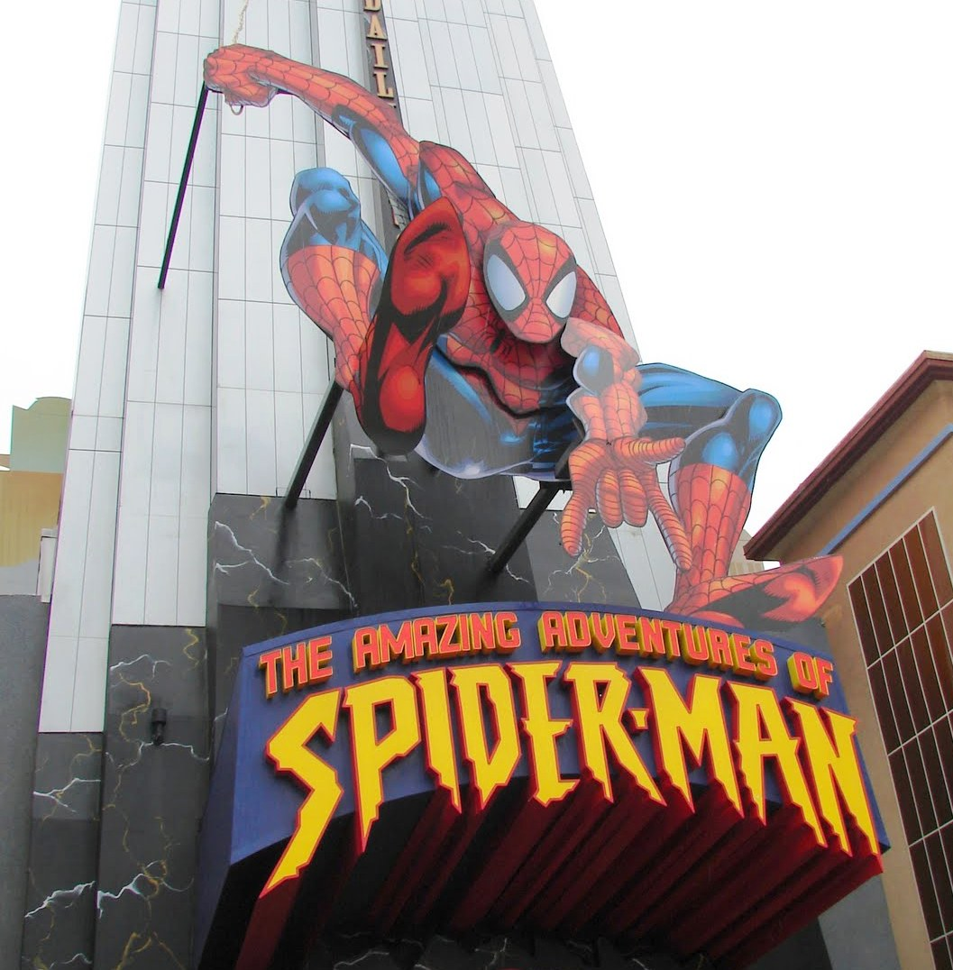 The Amazing Adventures of Spider Man (1)