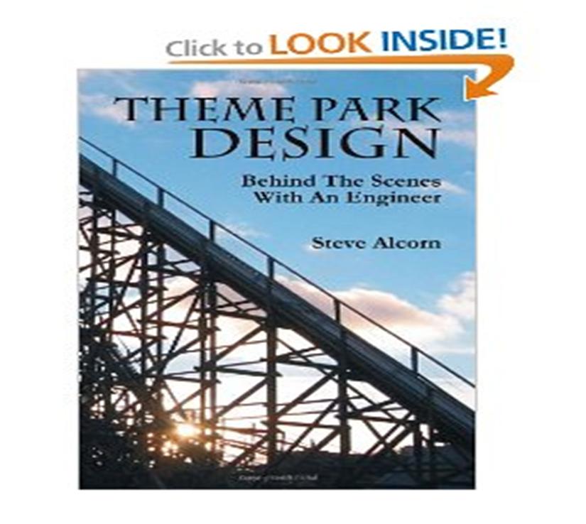 theme park design cover