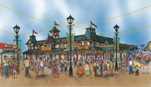 galvestonpier2 300x174 Pleasure Pier for Galveston coming soon