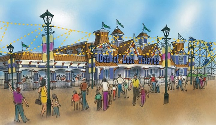 galvestonpier3 Pleasure Pier for Galveston coming soon