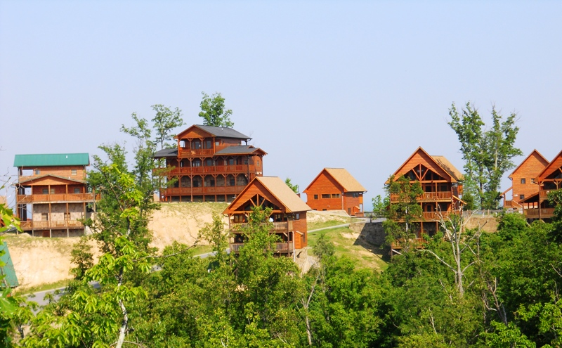 Dollywood Vacations Cabins