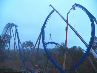 Wild Eagle Drop & Loop