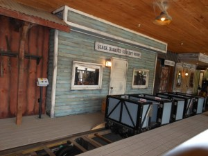golden nugget relocated to Knoebels
