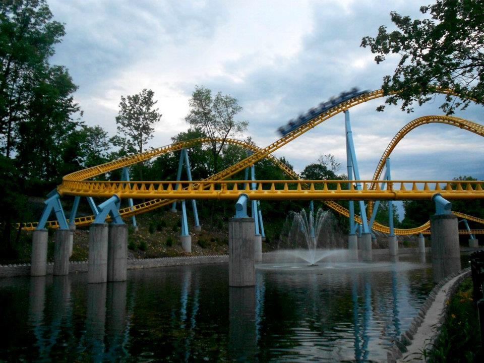 skyrush 51 Attraction Awards 2013: Results