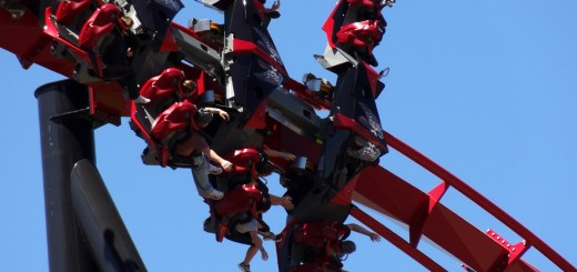 b&m wing coaster