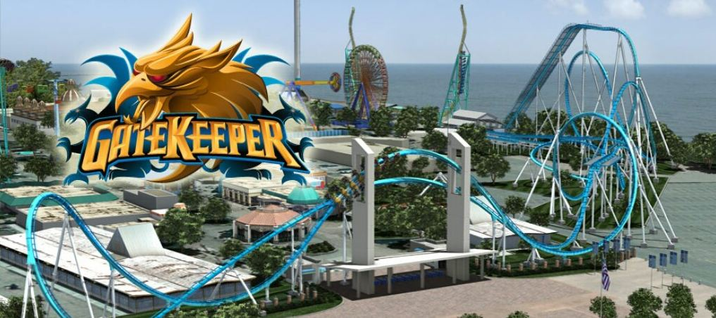 gatekeeper Cedar Point Announces GateKeeper for 2013