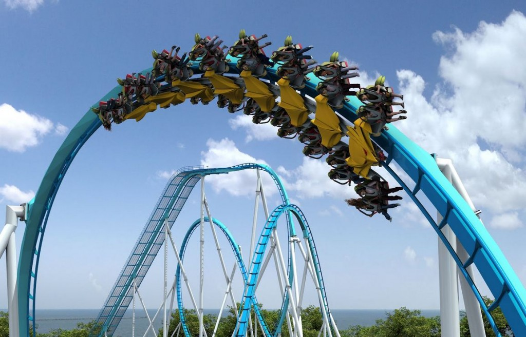 gatekeeper7 1024x657 Cedar Point Announces GateKeeper for 2013