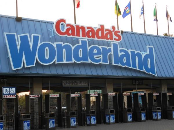 canadas wonderland pictures