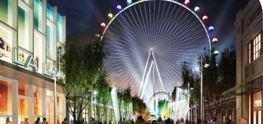 worlds tallest observation wheel