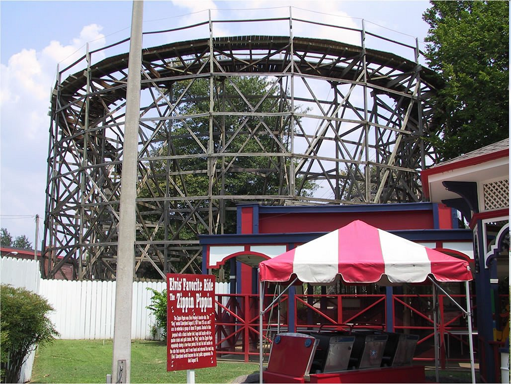zippin pippin car A Z Coaster of the Week: Zippin Pippin