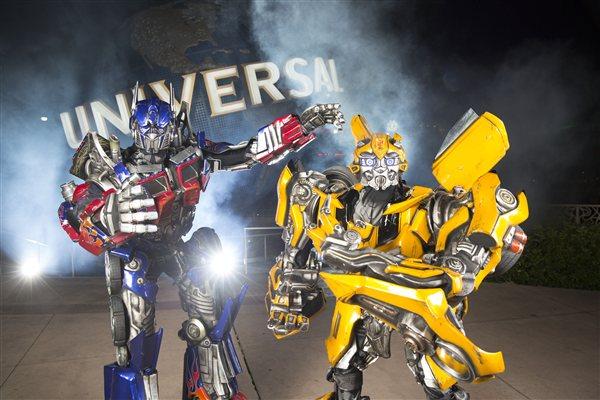 transformers ride orlando