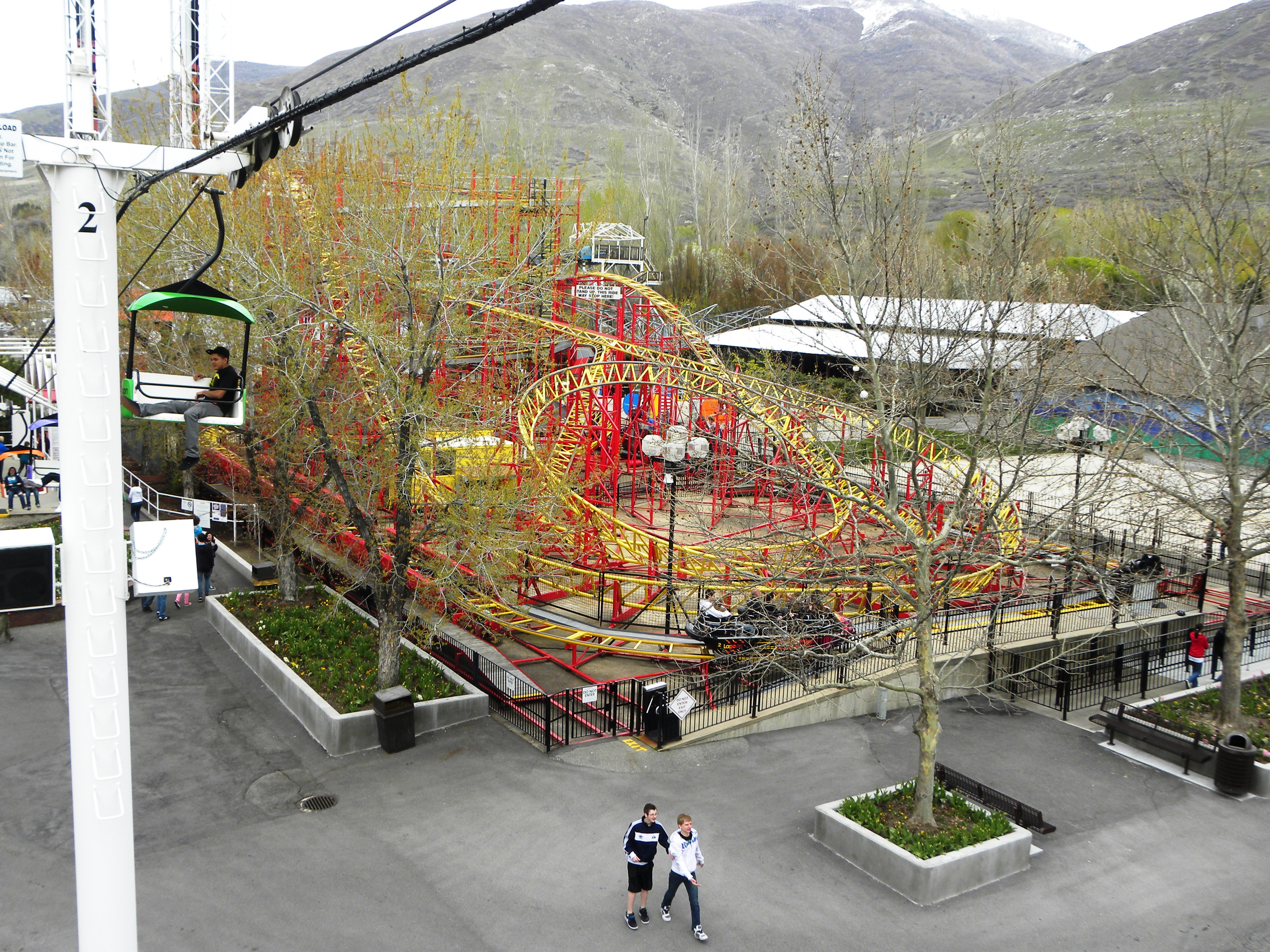 A-Z Coaster of the Week: Jet Star 2 - Coaster101