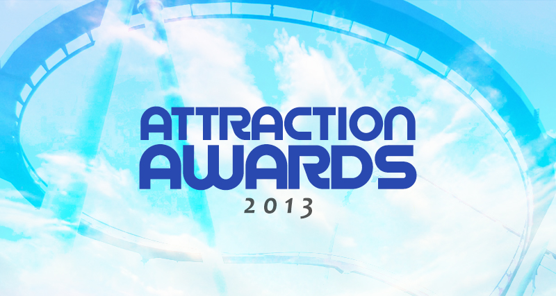 aa13a Attraction Awards 2013: Results
