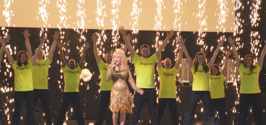 dolly parton at dollywood 2013