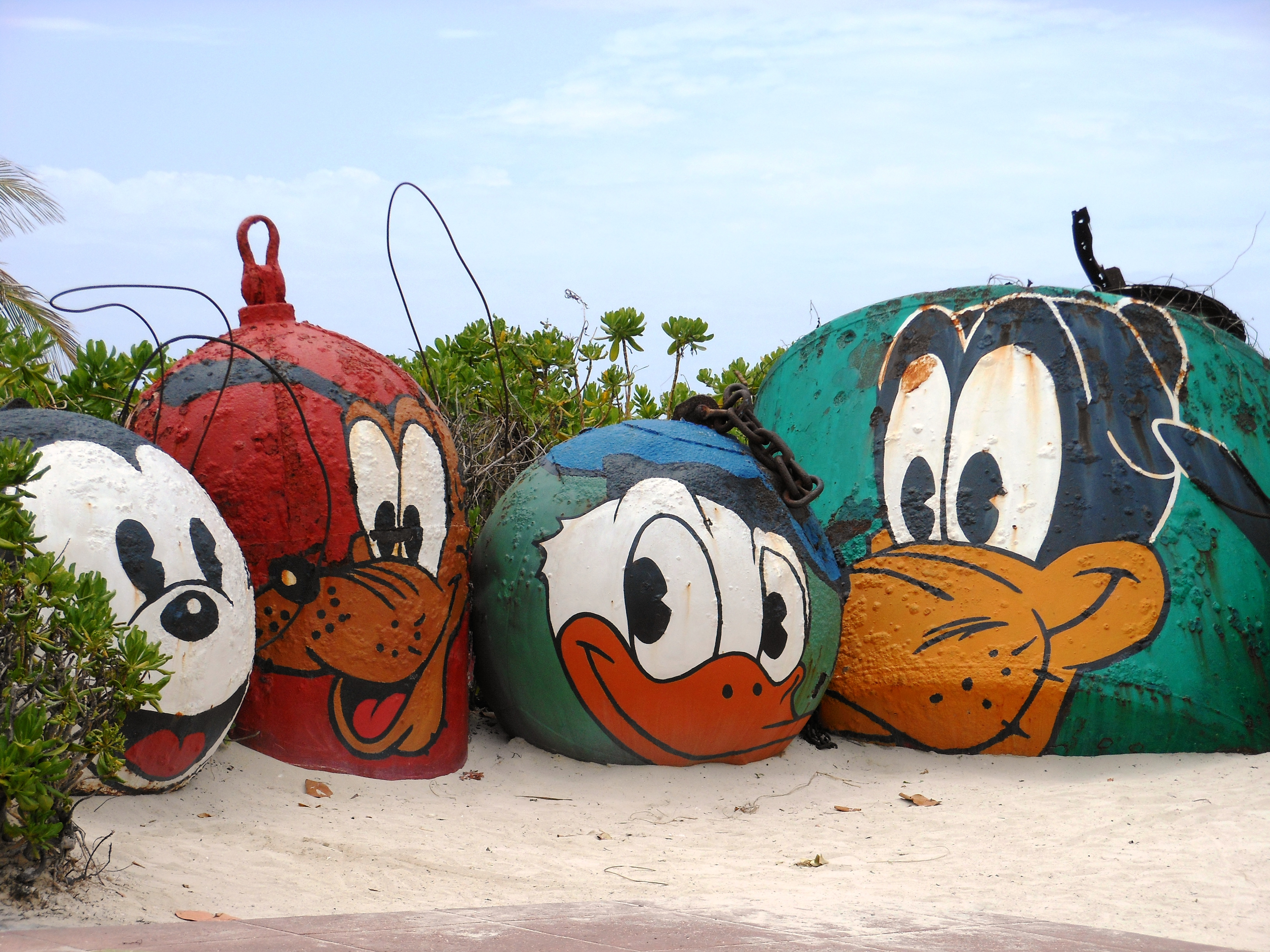 Welcome to Castaway Cay, Disney's private island in the Bahamas.