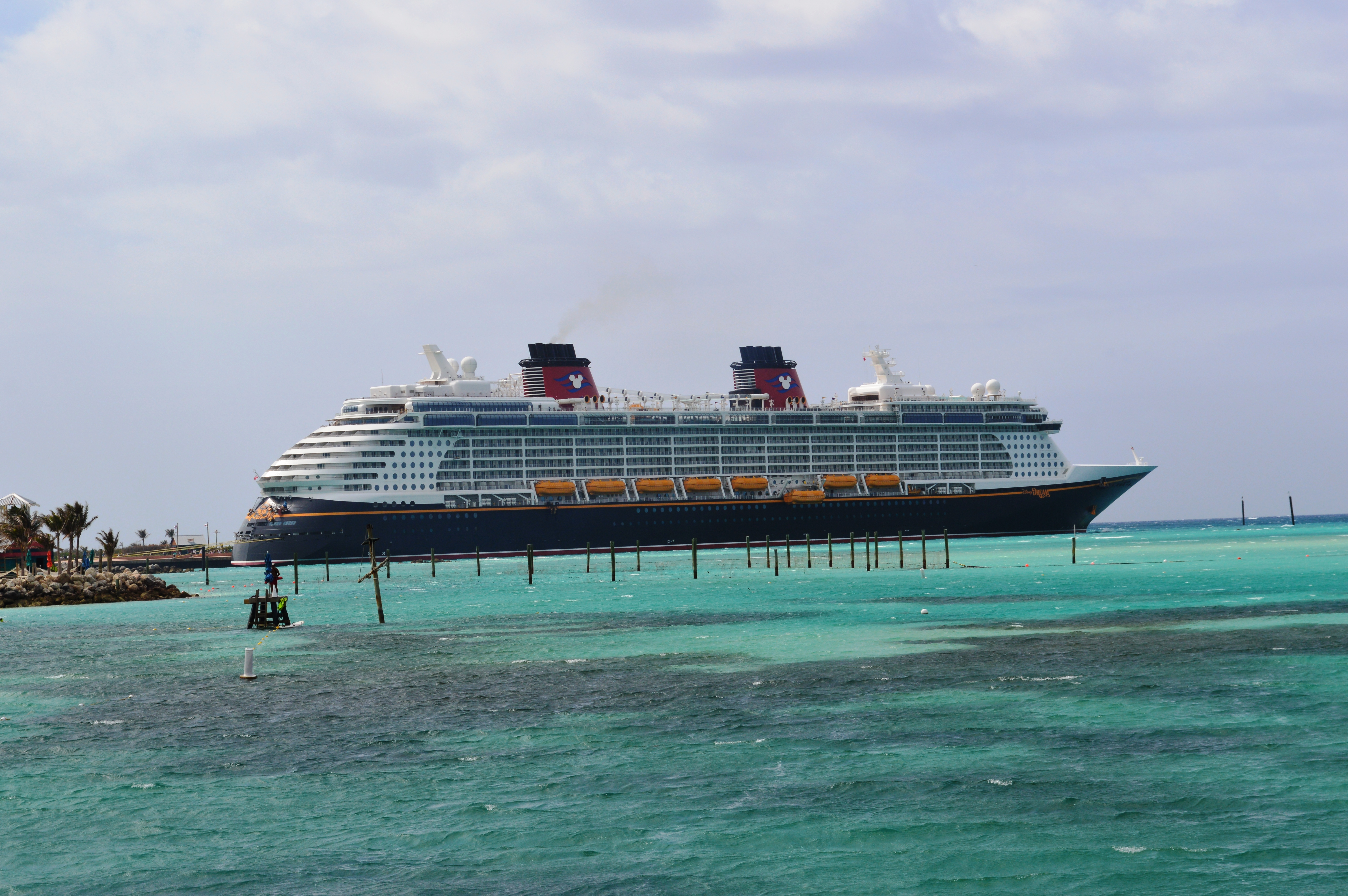 Job on cruise: work for Disney Cruise Line and travel the ... |Castaway Cay Disney Cruise Line
