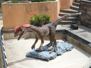 dinosaur island columbus zoo
