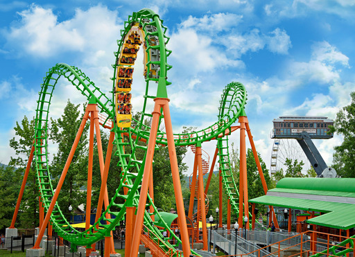 Six Flags St. Louis Opens Boomerang - Coaster101