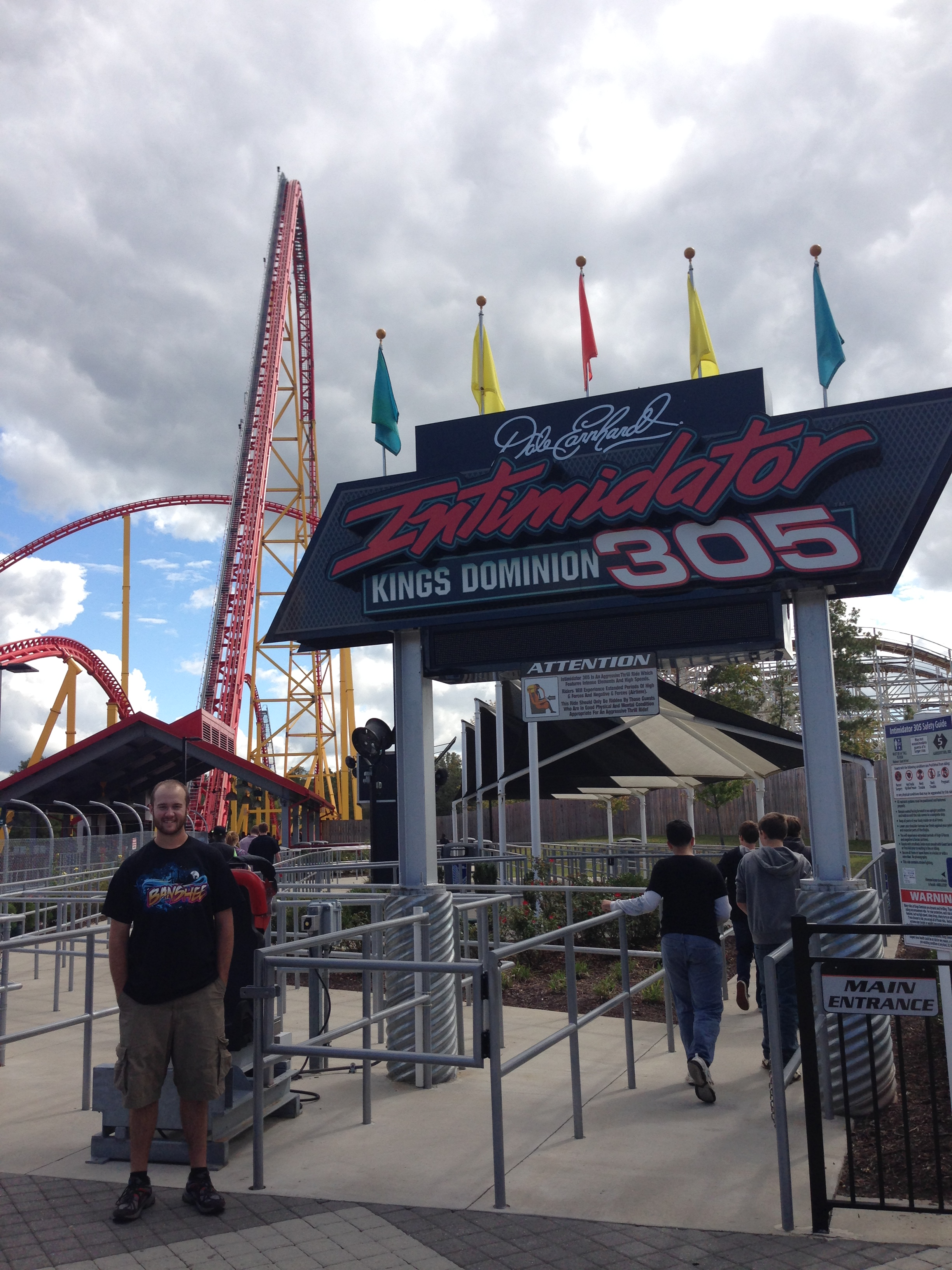 kings dominion trip report coaster101