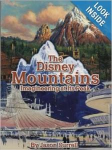 disney mountains book