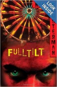 full tilt book cover