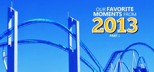 coaster101 2013 year in review part 1 500x236 Our Favorite Moments from 2013   Part 1