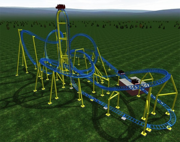 knoebels impulse 2015 2 600x474 Knoebels Announces Steel Coaster for 2015