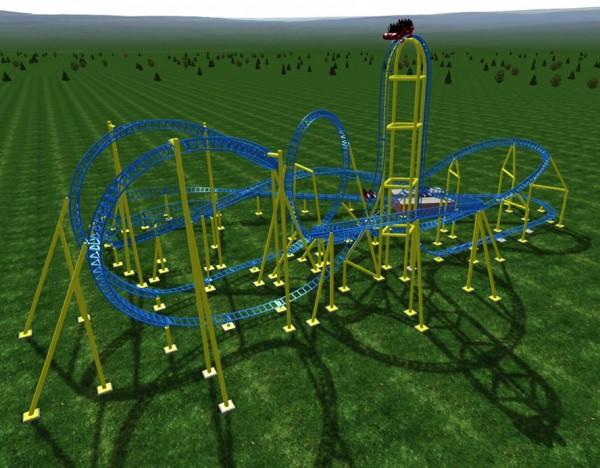 Knoebels Announces Steel Coaster for 2015 - Coaster101