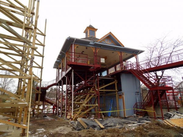 003 600x449 Goliath Construction at Six Flags Great America