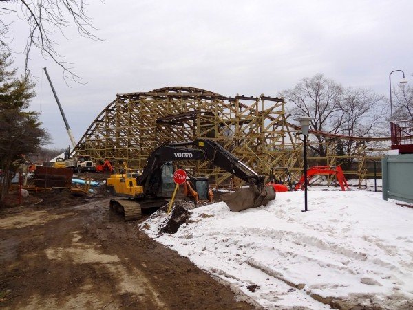 012 600x451 Goliath Construction at Six Flags Great America