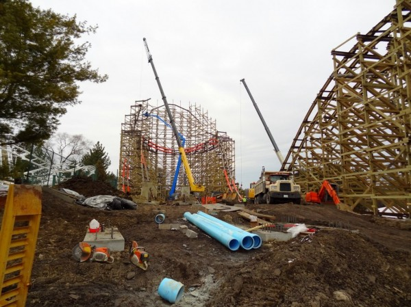 013 600x449 Goliath Construction at Six Flags Great America