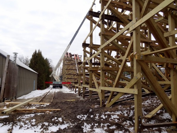 023 600x451 Goliath Construction at Six Flags Great America