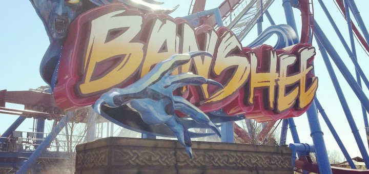 kings island banshee review