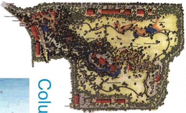 east africa plain columbus zoo 1998
