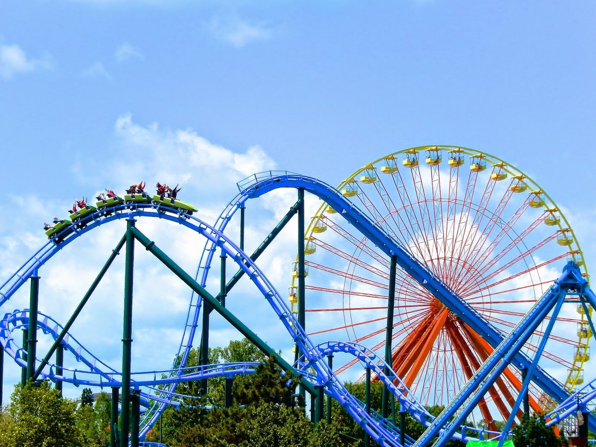 the various reasons why people ride the roller coaster Here are three reasons to head to the nearest roller coaster park 3 reasons why everyone needs to visit a roller mindfulness meditation is different from.