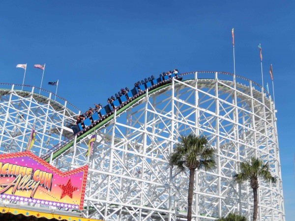 It S Time For The Coaster And We Re Headed Back To Myrtle Beach This Seaside Family Kingdom Amut Park Their Wooden