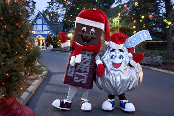 summer with holiday festivities said hersheypark general manager kevin stumpf we are happy to be hosting the event for our guests again this year