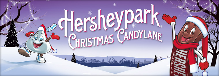 santa claus is taking a vacation in the sweetest place on earth again this year during christmas in july the good news for hersheypark summer guests is - Christmas At Hershey