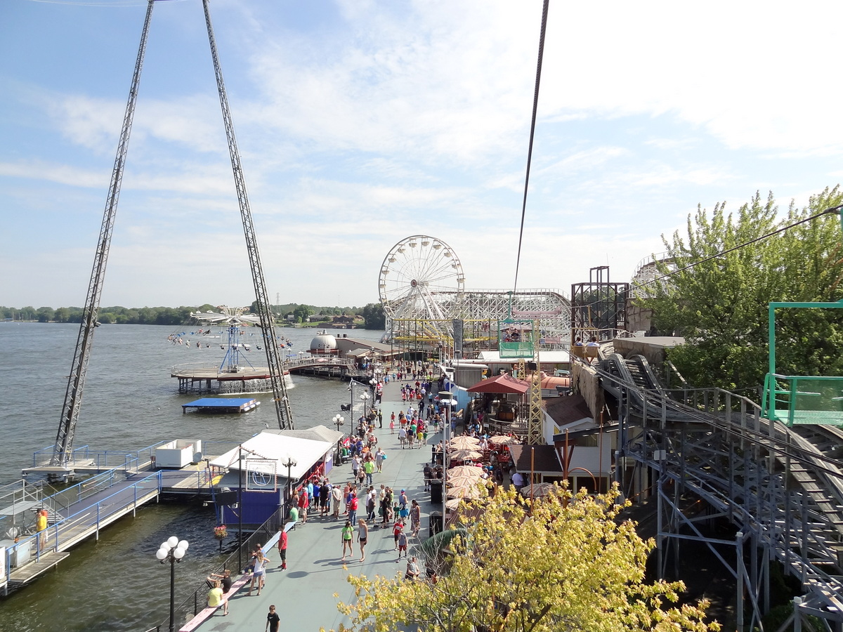Over The Past 8 Seasons We Have Prided Ourselves In Keeping History And Nostalgia Of Indiana Beach While Investing Future Resort By