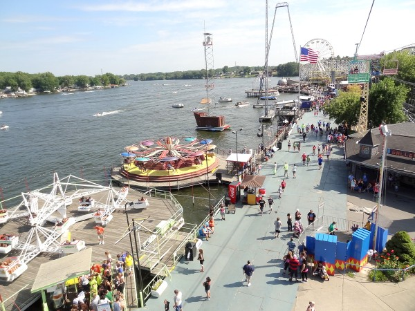 The Park Has A Rich History Dating Back To 1920s And That Is When Walk Up Down S Signature Boardwalk