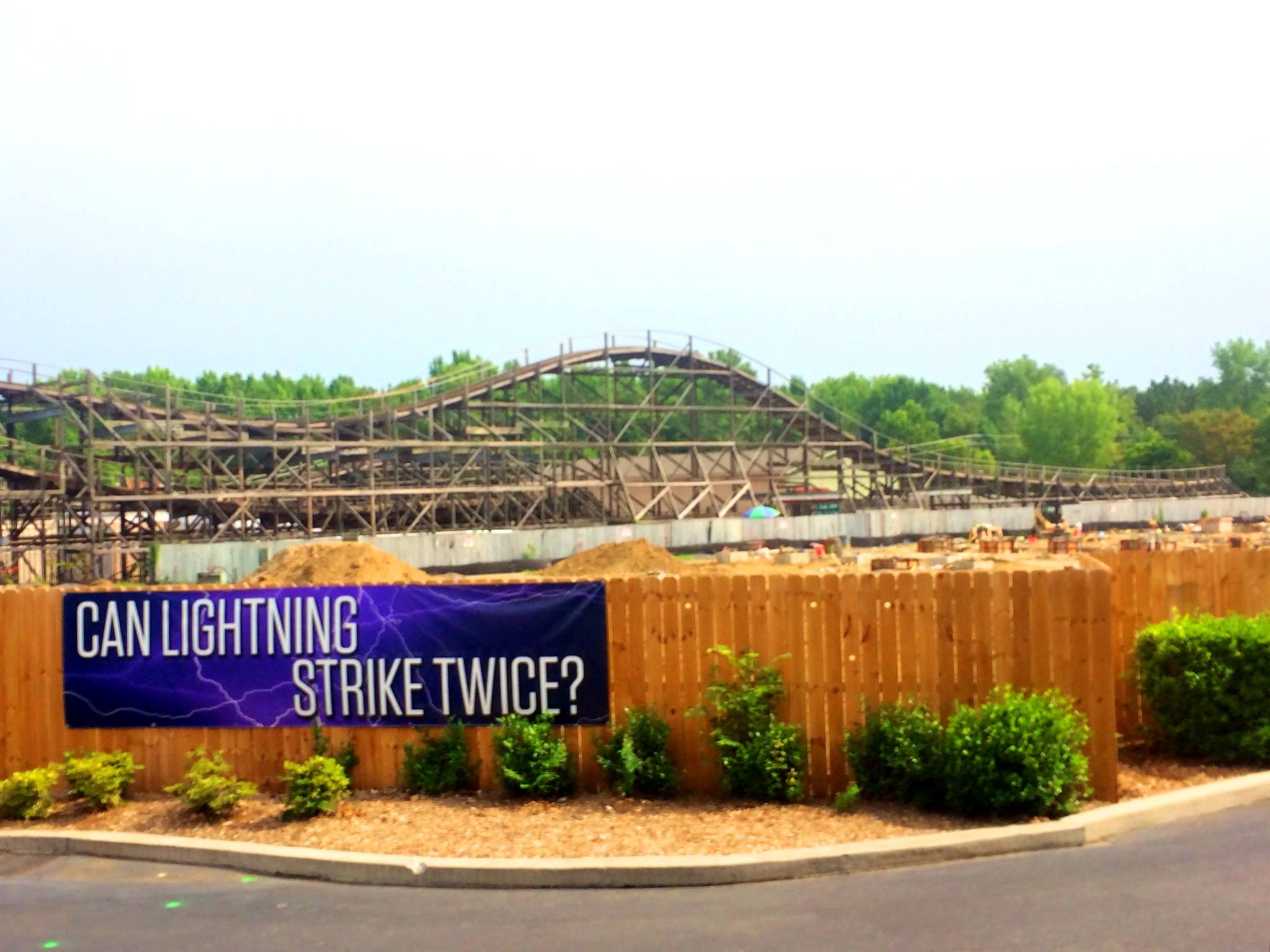 Carowinds 2015 Project Update - Coaster101