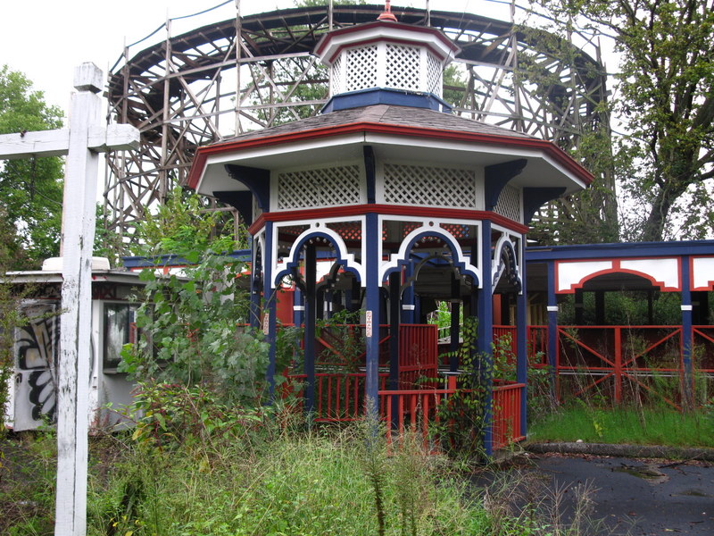 Zippin Pippin: Then and Now - Coaster101