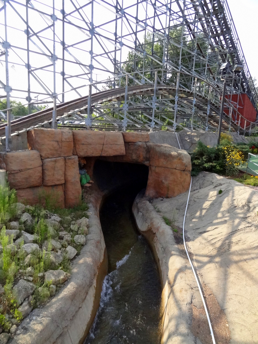 Review: Hellcat at Timber Falls Adventure Park - Coaster101