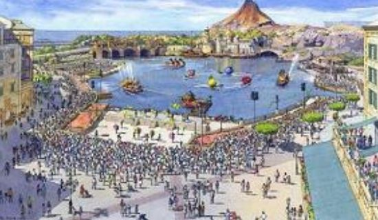 Major expansion coming for tokyo disneyland and disneysea coaster101 at tokyo disneysea park a new themed port named lost river delta will include major new attractions restaurants and shops sciox Image collections