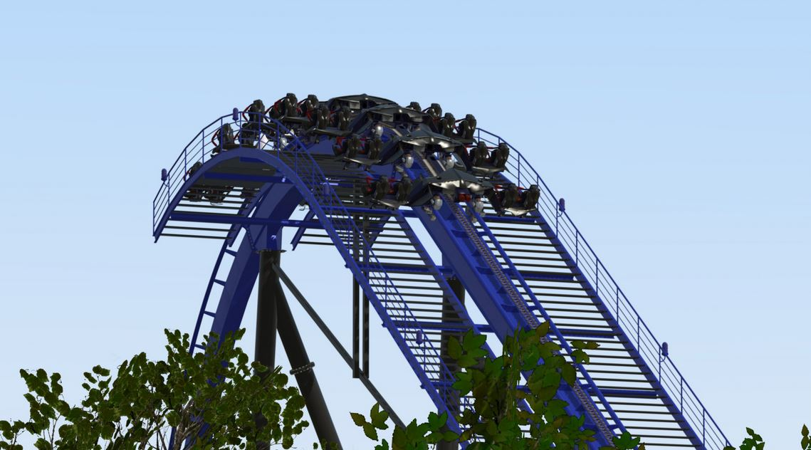 Wing Coaster Now Available on No Limits 2 - Coaster101