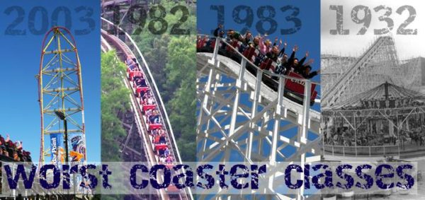 worst year for new roller coasters