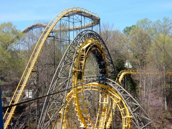 Busch Gardens Williamsburg Photo Update Coaster101