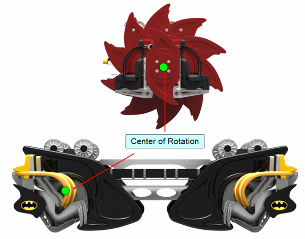 zac spin vs free fly