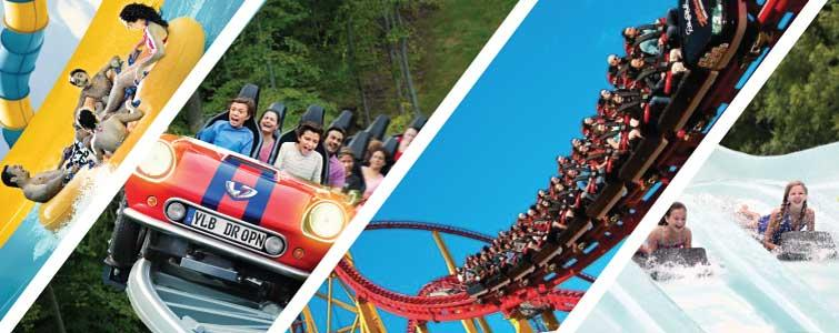 Busch Gardens Williamsburg and Kings Dominion Create Joint Ticket